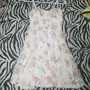 Other - Floral short dress